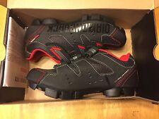 Diamondback Overdrive Men's Mountain Biking Clipless Shoes Cycling Size 38 US 6