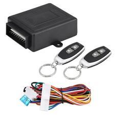 Car Door Lock Keyless Entry System Turn Light & Power Window Remote Control Kit