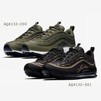 Nike Air Max 97 AOP Tiger Camo Print Green / Black Mens Running Shoes Pick 1