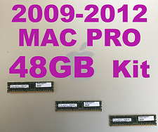 48GB Apple Mac Pro • 2009-2012 4,1/5,1 • 1333mhz 1066mhz RAM Memory Upgrade Kit