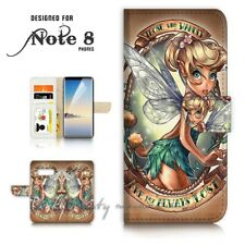 ( For Samsung S10e ) Wallet Flip Case Cover P21066 TinkerBell
