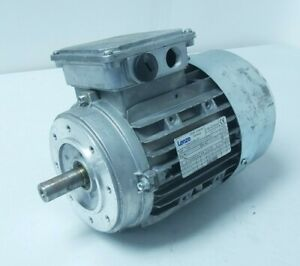 Lenze 3/4 hp Electric Motor 1060rpm 60Hz 265V IP 55