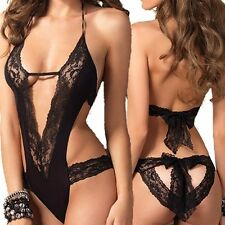 Women Sexy/Sissy Lingerie Lace Thong Underwear Costume (INT)
