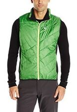 NWT Men's Spyder Exit Insulator Vest PrimaLoft Green Size Medium  Free Shipping