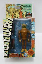FUTURAMA - CALCULON action figure