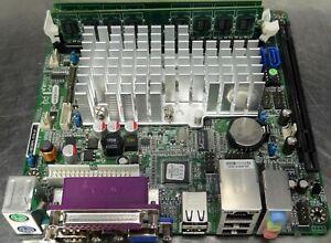 Jetway Mini ITX Intel Atom D510 Motherboard NC94FL-510-LF