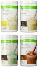 4X NEW Herbalife Formula 1 Healthy Meal Nutritional Shake Mix Choose Any Flavor