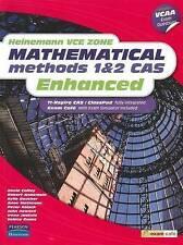 Heinemann Vce Zone Mathematical Methods 1 & 2 Cas Enhanced by Kylie Boucher, Da…