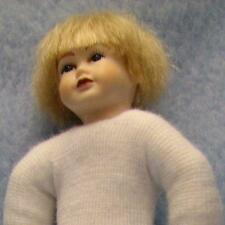 Dollhouse Teen Boy Doll Undressed Heidi Ott HOXKK15 Blond Hair Blue Eyes 1-12