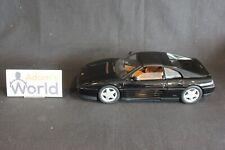 Hot Wheels Elite Ferrari 348ts 1:18 black (PJBB)