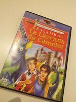 Dvd   Excalibur la leyenda de camelop