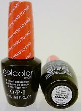 Gelcolor - A GOOD MAN-DARIN IS HARD TO FIND - GC H47 opi.5oz