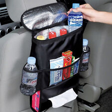 Auto Car Seat Back Multi-Pocket backseat Storage Bag travel trunk Organizer US