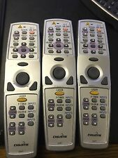 3 CHRISTIE CXPT Projector Remote Controls