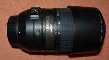 MINT  Nikon Nikkor 55-300mm AF-S IF ED f/4.5-5.6 G  ED DX VR lens