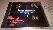 VAN HALEN S/T 1979 JAPAN 1st Press 1985 TARGET CD 32XD-353 3200yen RARE!
