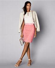 Ann Taylor -Petites 4P (SP) Sandblast Beige Cotton Sateen Two Button Jacket $179