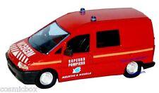 SOLIDO voiture de pompier CITROEN JUMPY automobil di pompieri Coche de bombero