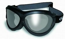 Motorcycle Goggles Smoke Lens Fit Over Fitover Prescription RX Glasses Dirt Bike