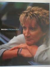 ROD STEWART in concert 2002 tour programme 20 pages