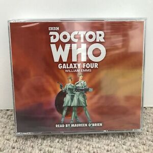 BBCBBCDoctor Who Galaxy 4 Target audiobook Brand New - Sealed
