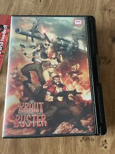 KRAUT BUSTER Neo Geo AES  Jap - Collector edition #76/160 - New