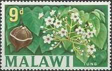 Timbre Flore Malawi 7 ** (30122)