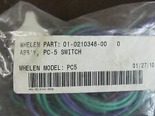 WHELEN  Switch 3 Position Hi/Low/off SWITCH PC5S  PC5