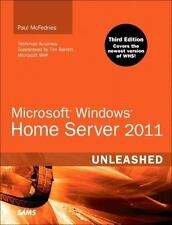 Microsoft Windows Home Server 2011 Unleashed [3rd Edition]
