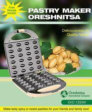 Pastry Maker OIC-125AV, nuts maker, oreshnitsa, pastry maker, cookies maker, OIC
