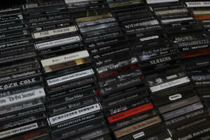 10 x Black Metal Tapes Kassetten - Paket Sammlung Nargaroth Ulfsdalir MGLA