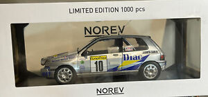 Norev Renault Clio Williams 1994 Rallye de Monte Carlo:Ragnotti/Thimonier 1/1000
