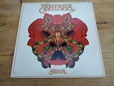 Record Vinyl Lps Album Santana Festival Original Jazz Fusion 60's 70's Prog Rock
