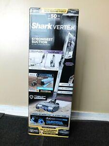 New Shark Vertex DuoClean Power Fins Lightweight Cordless Vacuum IZ440H PET