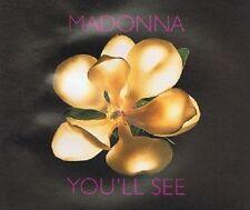 MADONNA You'll See CD Single Maverick 1995