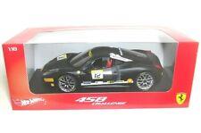 Ferrari 458 Challenge (negro) No.12