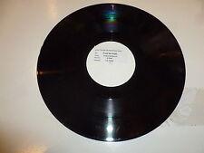 "THE CHI CHI SQUAD feat KAORI - Treat me Right - 2-track 12"" DJ Promo SIngle"