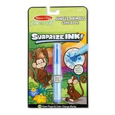 Melissa And Doug On The Go Surprize Ink Jungle Animals Set NEW Arts and Crafts