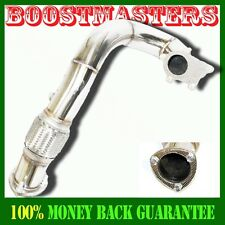 """96 - 05 VW JETTA/GOLF 1.8T 3"""" turbo downpipe STAINLESS for T3/T4 5 bolt only !!"""