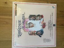 Lawrence Of Arabia Laser Disc