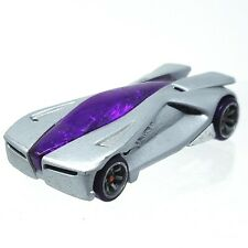 Hot Wheels Acceleracers Silencerz Anthracite - CM6 - Loose