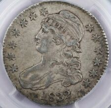 1832 Capped Bust Half Dollar PCGS XF45 CAC Perfect look!!