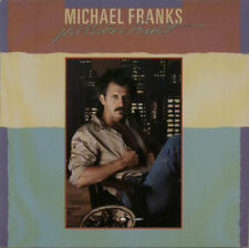 Passionfruit Michael Franks vinyl LP album record German 92-3962-1