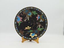 More details for 19th c japanese cloisonne charger meiji period 30.5 cm #2