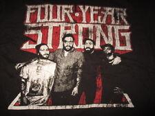 """2011 Four Year Strong """"Alternative Press"""" Concert Tour (Xl) T-Shirt"""