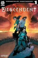 DESCENDENT #1 1:10 BRESSAN VARIANT 2019 AFTERSHOCK COMICS 05/01/19