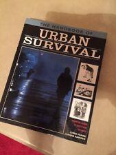 The handbook of urban survival by Chris McNab|Joanna Rabiger (Hardback)