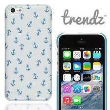TRENDZ Case For Apple iPhone 5C Hard Protective Cover Shockproof Anchor