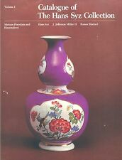 German Meissen Porcelain - History Types Descriptions / Scarce Book