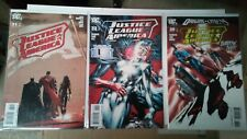 Justice League of America issues #30 31 + 32(DC,2009) Wonder Woman Batman Flash